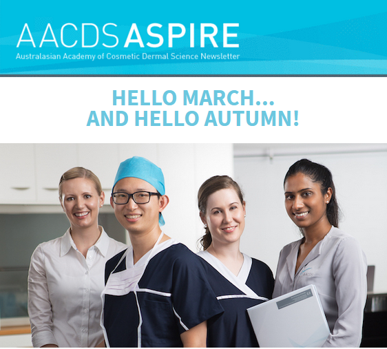 AACDS Newsletter March 2019