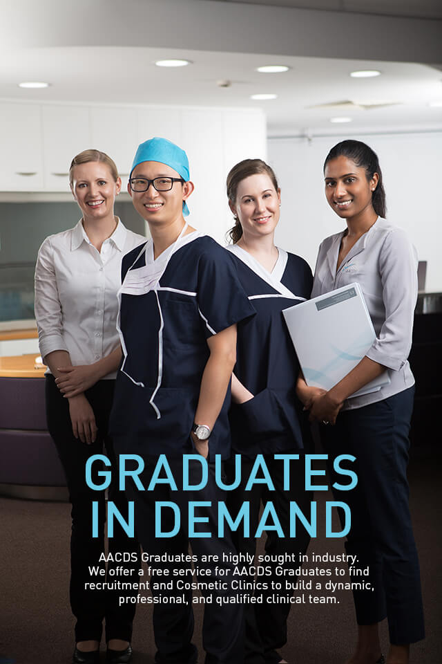 Graduates in Demand